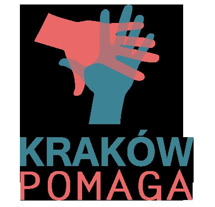 Kraków Pomaga Logo